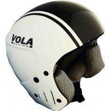 Helmets VOLA FIS MISTIC B&W