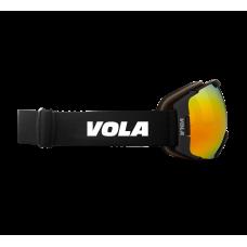 Очила за  ски P7300-D  MASKA FAST DARK VOLA