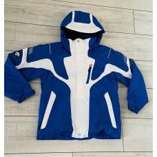 Junior suit DESCENTE wht/blue