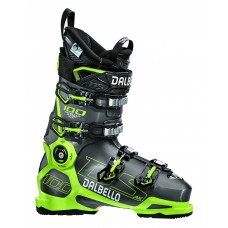Ski Boots DALBELO DS AX 100 MS ANTHRACITE/ACID YELLOW