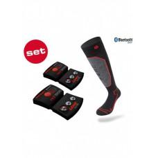 Нагряващ чорап LENZ 1.0 с литиеви батерии 1200