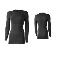 Longsleeve Women 1.0 LENZ for ski and snowboard