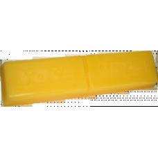 Тренировъчна жълта вакса блок 500г Vola