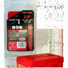 Вакса Fluor wax LF 110г. червена VOLA