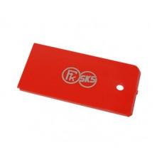 Цикла за ски LG Sport червена
