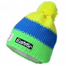 Детска шапка  EISBAR STAR NEON POMPON MU col 926