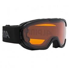 Детска Ски маска ALPINA PHEOS JR  black DH