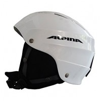 Helmets Alpina FIRE white