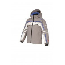Men's Ski Jacket Descente  Swiss WC  grey