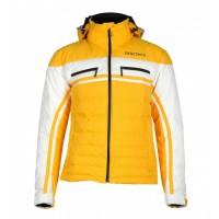 Men's Ski Jacket  Descente Editor yellow