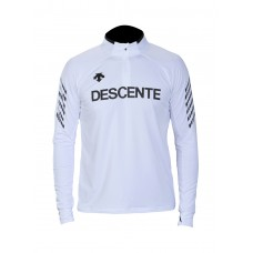 Men's T-neck Shirt Duncan Descente white