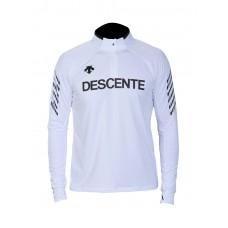 Мъжка блуза DESCENTE Duncan бяла