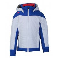 Junior Ski Jacket  Ava Descente wht/blue