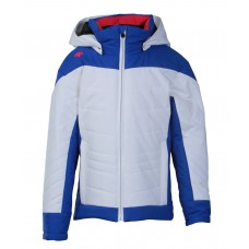 Junior Ski Jacket  Ava Descente wht/blue