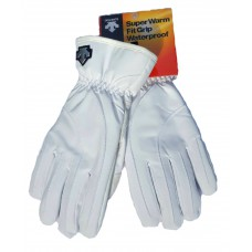 Дамски ски ръкавици DESCENTE бели D7-0258W(04)