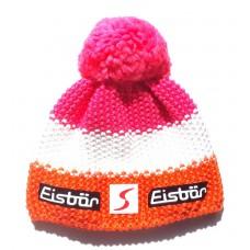 Детска шапка  EISBAR STAR NEON  POMPON MU SP KIDS col 855