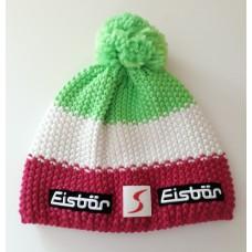 Детска ски шапка EISBAR STAR NEON POMPON MU col 942