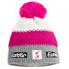 Hat EISBAR STAR POMPON MU SP KIDS col 407
