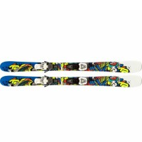 Ski K2 JUVY with bindings Маrker FASTRK2 7.0