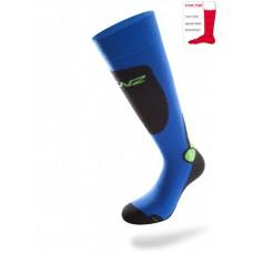 Чорапи за ски 3.0 Cини  LENZ