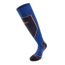 Чорапи за ски 2.0 тъмно синьo LENZ