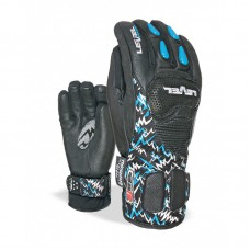 Gloves Level SQ JR CF black