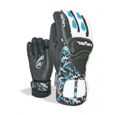 Gloves Level SQ JR CF royal