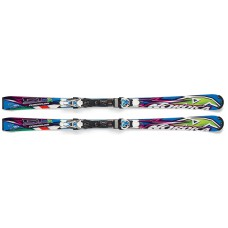 SKI NORDICA DOBERMAN SLR EVO BLUE/LIME