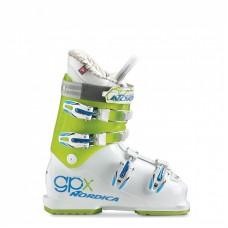 Ski Boots NORDICA GPX 65 (GIRL) WHT-TR GREEN