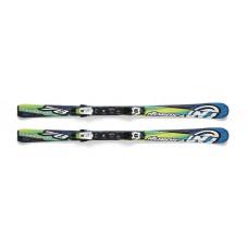 Ски NORDICA TRANSFIRE 78 TI EVO синьо/зелено