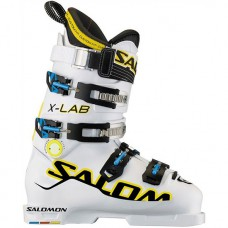 Ski Boots Salomon X LAB OP white