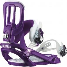 Aвтомати за сноуборд SALOMON Rhythm purple