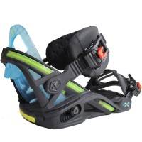 Bindings for snowboard SALOMON WISHBONE