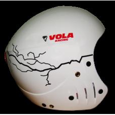 Състезателна каска Vola Lightning FIS