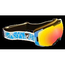 Очила за ски P7200-A MASKA Fast Blue VOLA