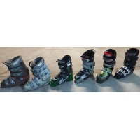 Ski boots second hand