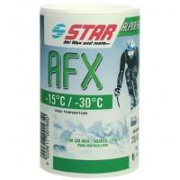 Cold Ski Wax  Star wax  AFX