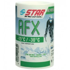 Cold Ski Wax  Star wax  AFX