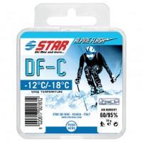 Ski wax Star wax DF-C FluoroCarbon Solids- Dice