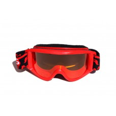 Kids Ski Goggles Flash red MASTERS