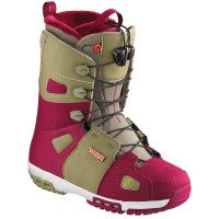 Snowboard boots Savage Salomon